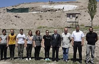 4 bin yıllık kalıntılar Eskişehir'in tarihine ışık tutuyor