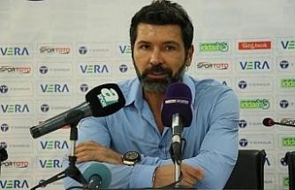 """""""Adana Demirspor'u bir üst lige çıkaracağız"""""""