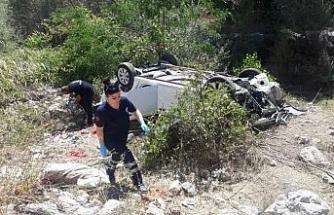 Amasya'da korkunç kaza: Aynı aileden 3 ölü