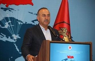 """""""Artık Türkiye sahada olduğu kadar masada da güçlü"""""""
