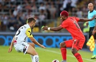 Beşiktaş, Negredo'nun son dakikada golüyle tur atladı