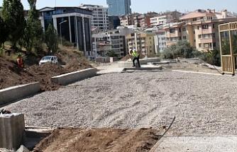 ÇANKAYA'DAN HİLAL MAHALLESİ'NE YENİ PARK