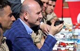 Cumhurbaşkanı Erdoğan, Kato'daki askerlere seslendi