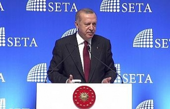 Erdoğan'dan ABD ürünlerine boykot çağrısı