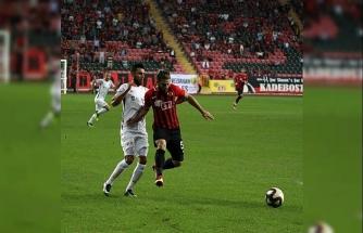 Eskişehir'de 4 gol var kazanan yok