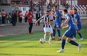Hatay Karabükspor'u 3 golle geçti