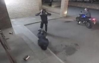 Hırsız camı değil arkadaşının kafasını kırdı