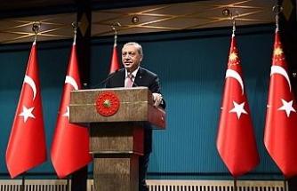 Irak Başbakanı İbadi'yi kabul etti