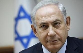 Netenyahu'yu rüşvet davasında 11. kez sorgulandı