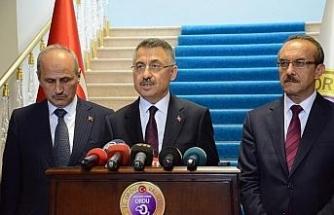 """""""Türkiye güvenli liman olmaya devam edecek"""""""