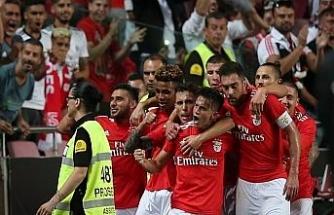 Benfica'nın başı büyük dertte