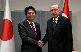 Erdoğan'dan art arda görüşmeler
