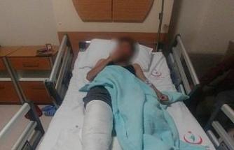 Maganda kurşunu 3 kişiyi yaraladı