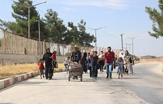 'Silahsızlandırılmış bölge' kararı sonrası tersine göç başladı