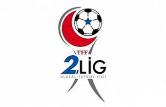 TFF 2. Lig'de toplu sonuçlar