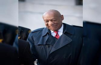 Ünlü komedyen Bill Cosby'e hapis cezası