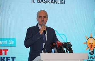 """""""AK Parti olarak bir kere daha tarih yazacağız"""""""