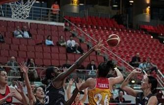 Bellona Kayseri Basketbol: 69 - Çukurova Basketbol: 73