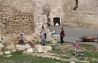 Çifte Minareli Medrese'deki geçitler gün yüzüne çıkartıldı