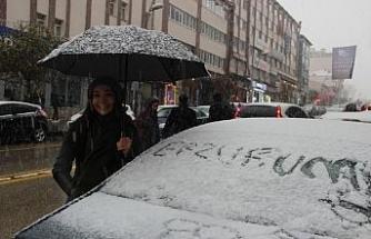 Doğu'da kar ve soğuk hava