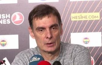 """""""Fenerbahçe hatalarımızı iyi değerlendirdi"""""""