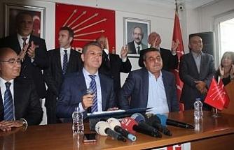 Mustafa Sarıgül aday adaylığını açıkladı