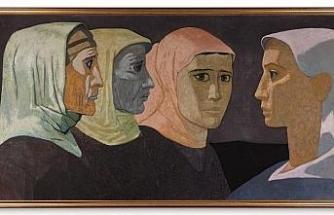 Nuri İyem'in eserleri satıldı