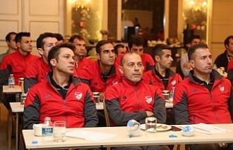 Süper Lig Hakemleri Ara Semineri düzenlendi