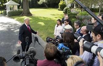 Trump: Türkiye ile bir anlaşma yapmadık