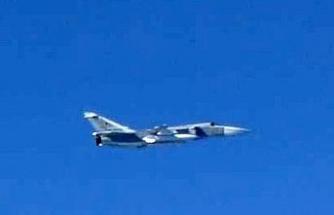 Ukrayna'da askeri uçak düştü: 2 ölü