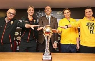 VakıfBank ile Eczacıbaşı VitrA, Şampiyonlar Kupası için karşılaşacak