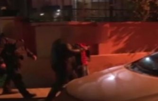 İstanbul'da araç kundaklayan PKK'lılar yakalandı