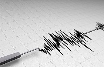 Amasya'da 4.1'lik deprem