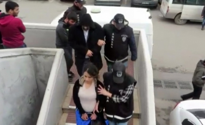 1 milyon 200 bin lira vurgun yapan çete çökertildi