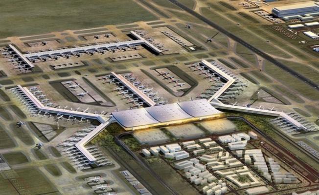3. havalimanının ilk etabı tamamlanıyor