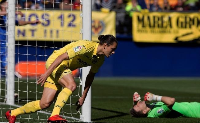 3 puanı getiren golü Enes kaydetti