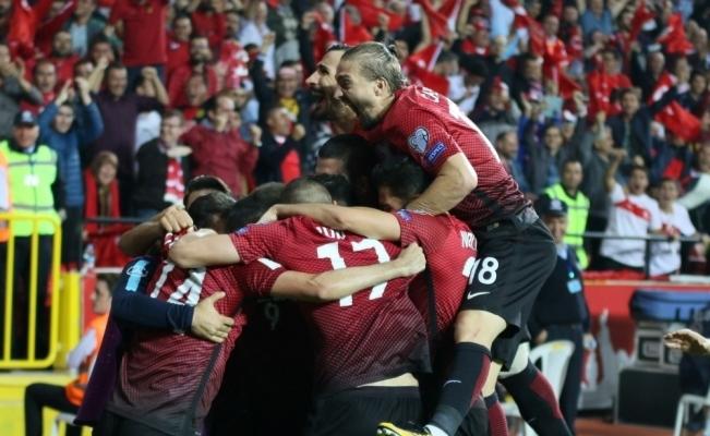 A Milli Futbol Takımı 3 basamak yükseldi