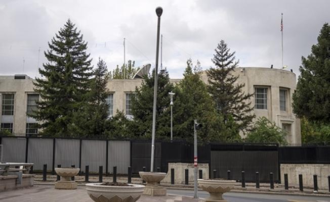 ABD Büyükelçilği'nin bulunduğu cadde Zeytin Dalı oldu