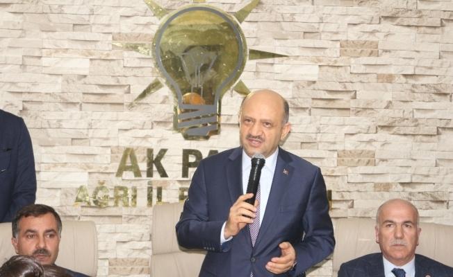 """""""Afrin operasyonu sadece PYD-YPG terör örgütüne karşıdır"""""""