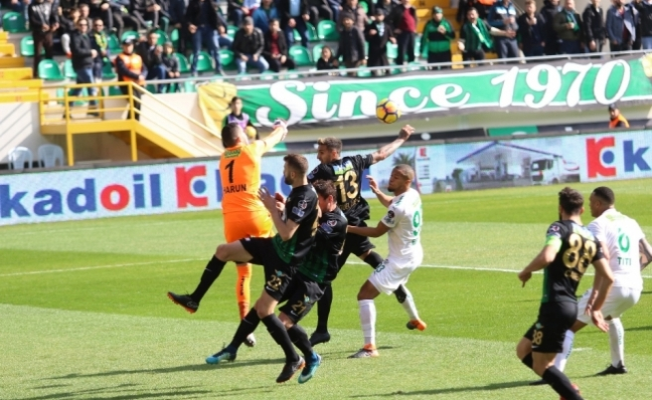 Akhisarspor: 1 - Bursaspor: 0