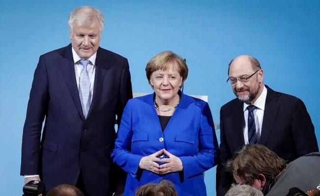 Almanya'da koalisyon anlaşması sağlandı
