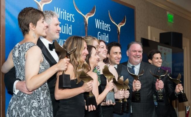 Amerikan Yazarlar Birliği ödülleri sahiplerini buldu