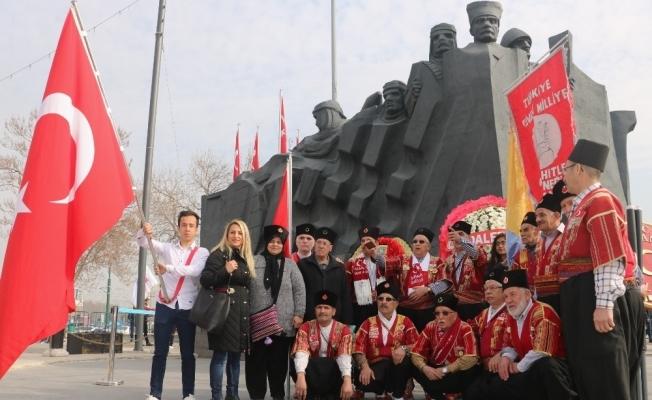 Antep'e 'Gazi' unvanının yıldönümü kutlandı