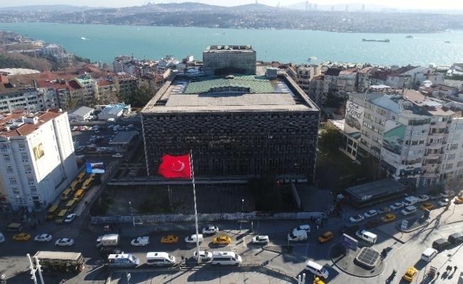 Atatürk Kültür Merkezi yıkım için gün sayıyor