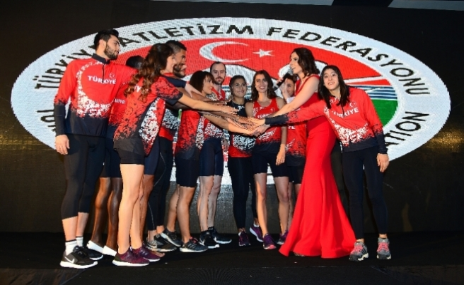 Atletizm Federasyonu 2017 Ödül Gecesi düzenlendi