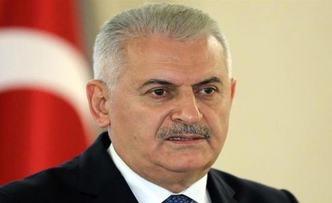 """Başbakan Yıldırım'dan Kılıçdaroğlu'na """"geçmiş olsun"""" telefonu"""