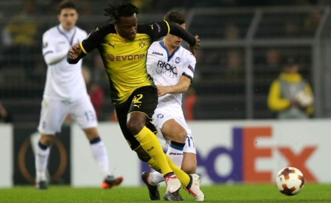Borussia Dortmund, 90'da güldü