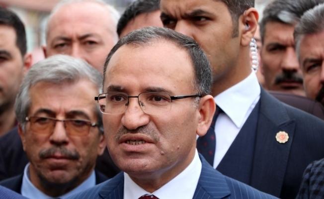 Bozdağ'dan Kılıçdaroğlu'na Afrin tepkisi