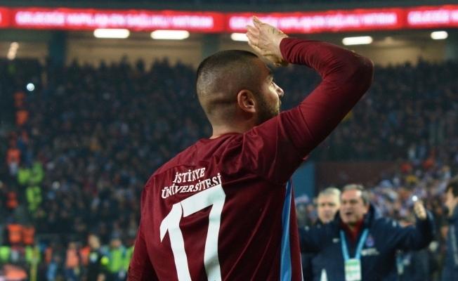 Burak'sız Trabzonspor tatsız