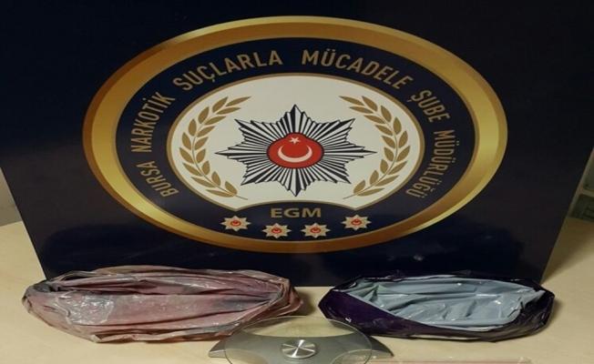 Bursa ve İstanbul'da eş zamanlı narkotik operasyonu